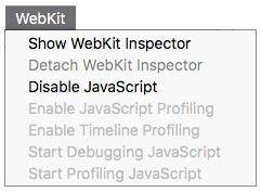webkit_menu