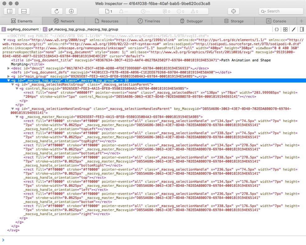 Developer – macSVG